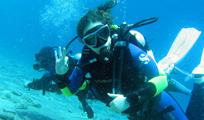 Aquaworld Cancun Open Water Certification