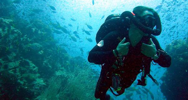 Aquaworld Cancun Open Water Referral